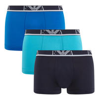 Three-Pack Boxer Trunks Multicolour