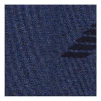 Three-Pack Logo Trainer Socks Blue