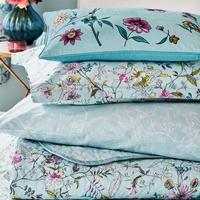 Botanica Cushion Blue