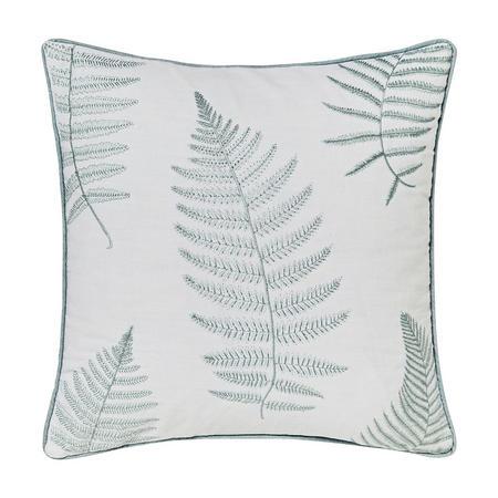 Alencon Cushion Blue