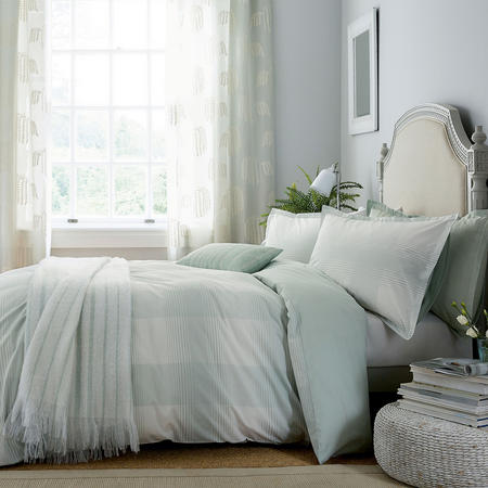 Holton Brook Duvet Set Blue