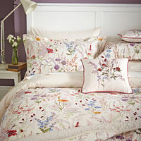 Blythe Meadow Standard Pillowcase Pair Red