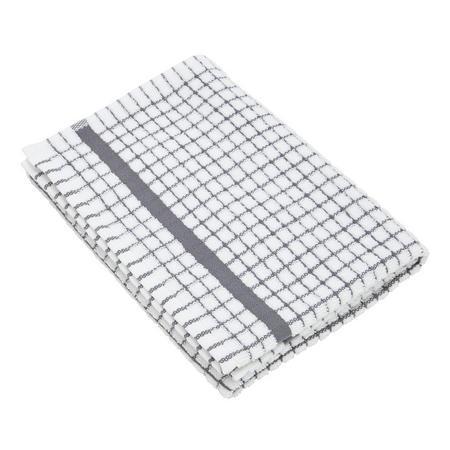 Poli Dri Tea Towel Grey