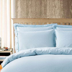 Lifestyle Stripe Oxford Pillowcase Blue
