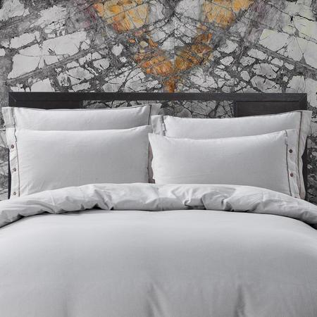 Lifestyle Stripe Oxford Pillowcase Natural