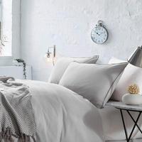 Lifestyle Plain Oxford Pillowcase Natural