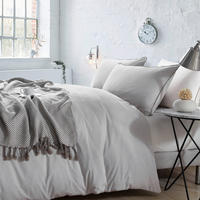 Lifestyle Plain Coordinated Bedding Natural