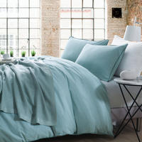 Lifestyle Plain Coordinated Bedding Blue