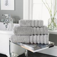 Revive Low Twist Towel Grey