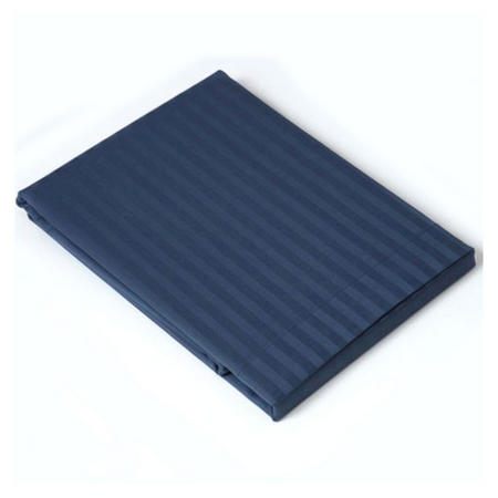Hotel Suite 540 Flat Sheet Blue