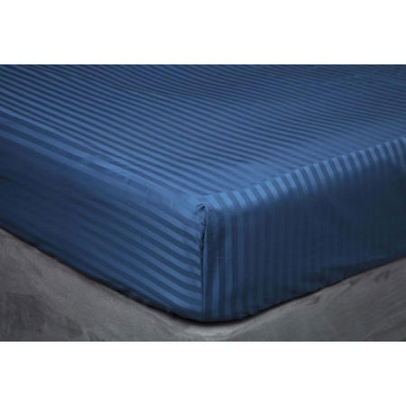 Hotel Suite 540 Fitted Sheet Blue