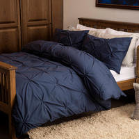 Harlow Duvet Set Blue