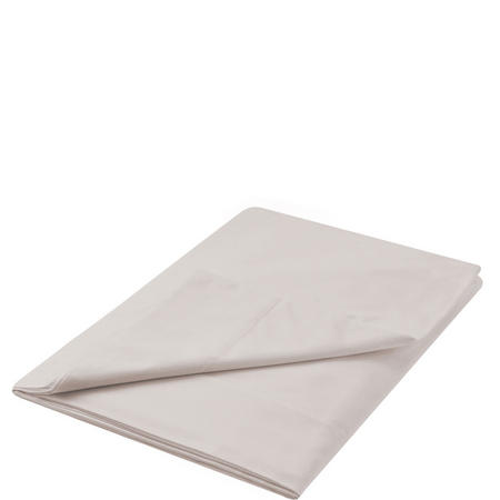 300 Thread Count Cotton Percale Flat Sheet Beige