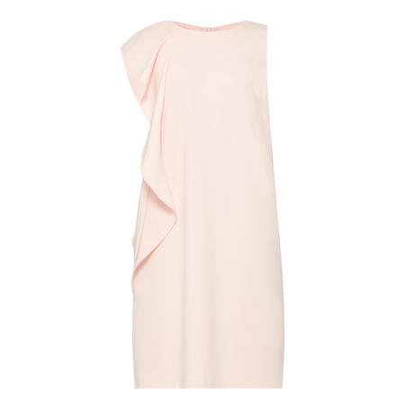 Frill Detail Dress Pink