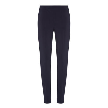 Slim Fit Trousers Navy