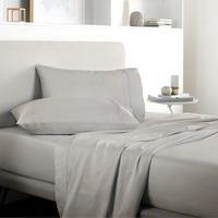 Tencel Fitted Sheet Dove