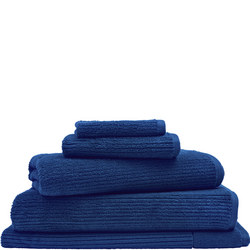 Living Textures Towels Ink