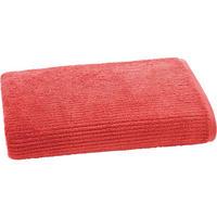 Living Textures Towels Coral