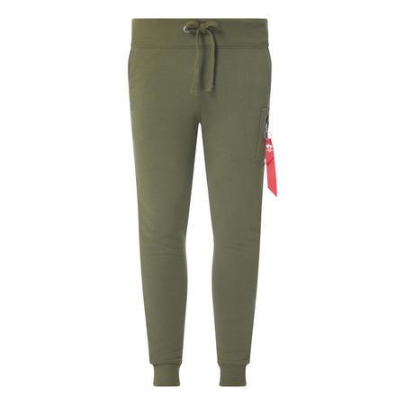 Cuffed Sweatpants Green