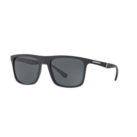 Square Sunglasses EA4097
