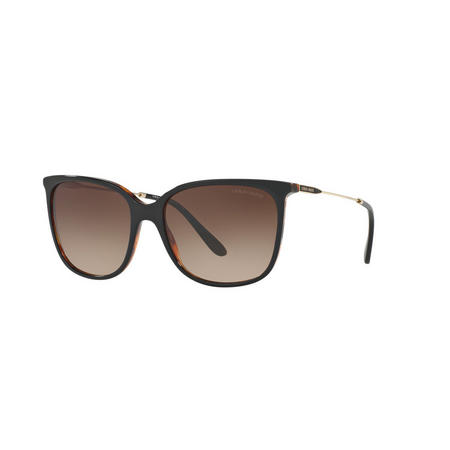 Square Sunglasses AR8080 Brown