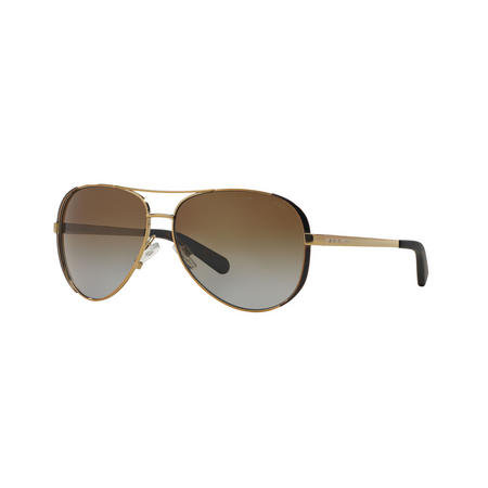 Chelsea Polarised Pilot Sunglasses MK5004