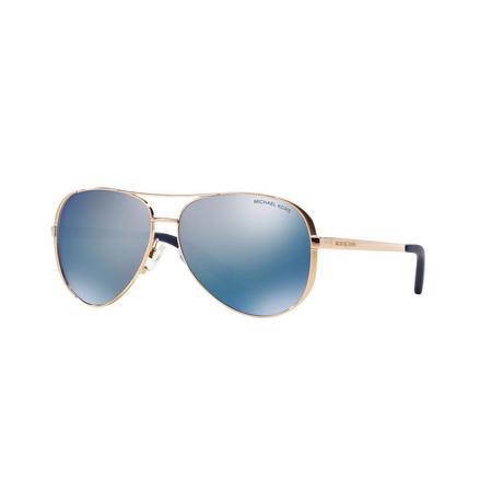 Chelsea Polarised Pilot Sunglasses MK5004