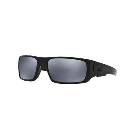 Crankshaft Rectangle Sunglasses  Black