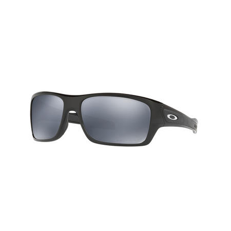 Turbine Rectangle Sunglasses Black