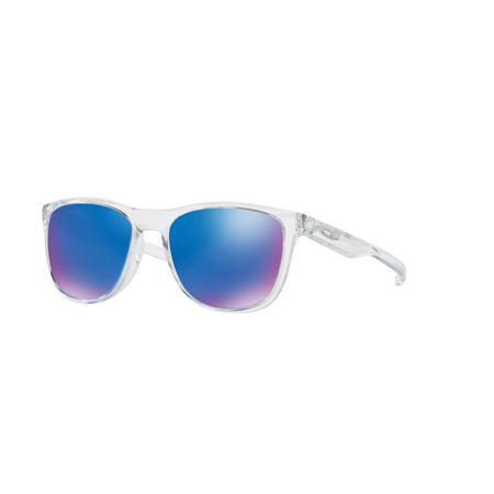 Trillbe X Rectangle Sunglasses  Clear