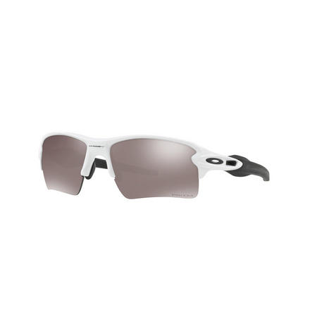Flak 2.0 Rectangle Sunglasses  White