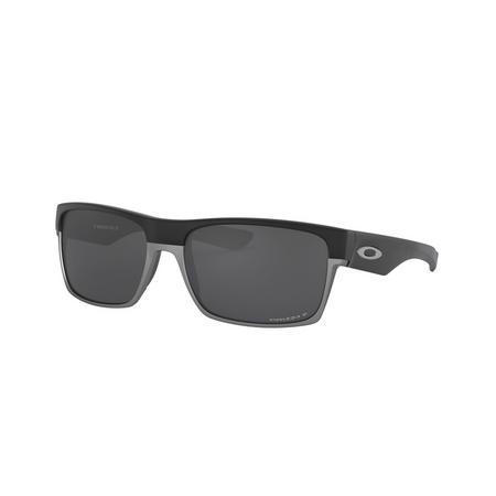 Twoface Square Sunglasses Black