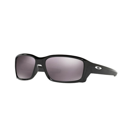 Straightlink Rectangle Sunglasses  Black