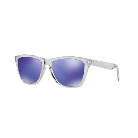 Frogskins Square Sunglasses  Clear