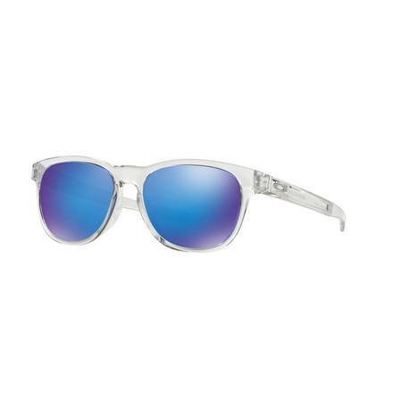 Stringer Rectangle Sunglasses  Clear