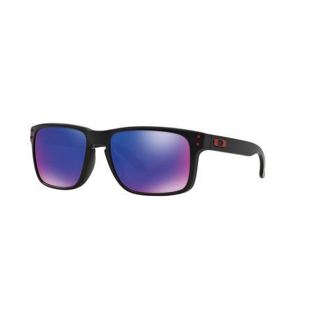 Holbrook Purple Lens Sunglasses  Black