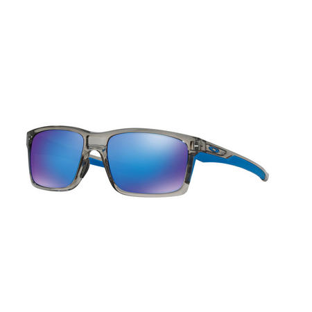 Mainlink Rectangle Sunglasses  Grey
