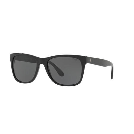 Rectangle Sunglasses PH4106 Black