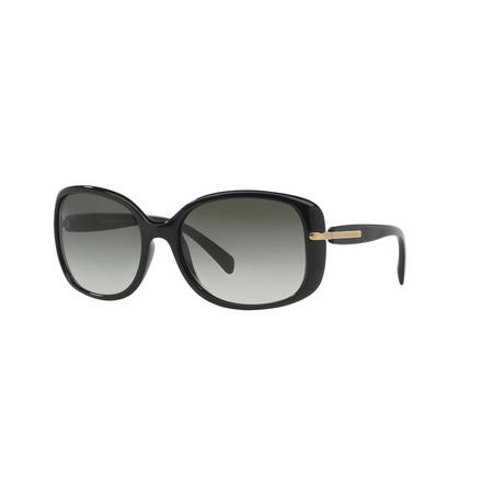 Rectangle Sunglasses Black