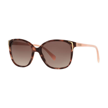 Arch Square Sunglasses PR 01OS Brown