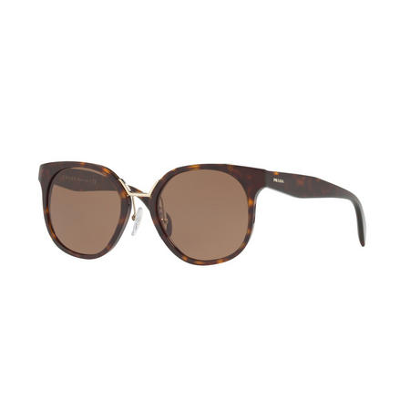 Havana Square Sunglasses PR 17TS Brown