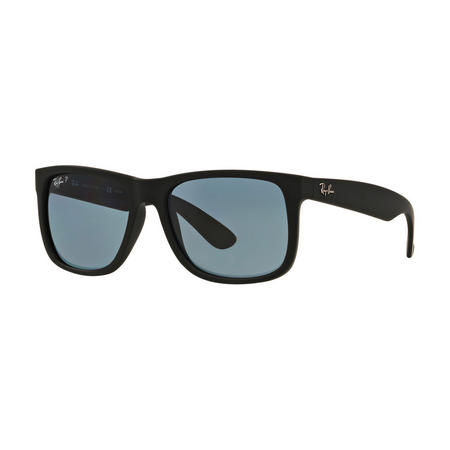 Justin Rectangle Sunglasses RB4165 Black