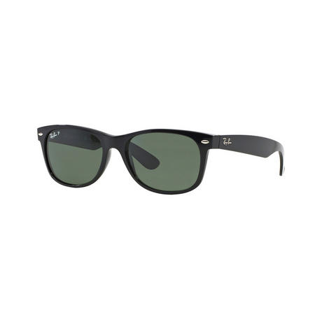 New Wayfarer Square Sunglasses RB2132 Black