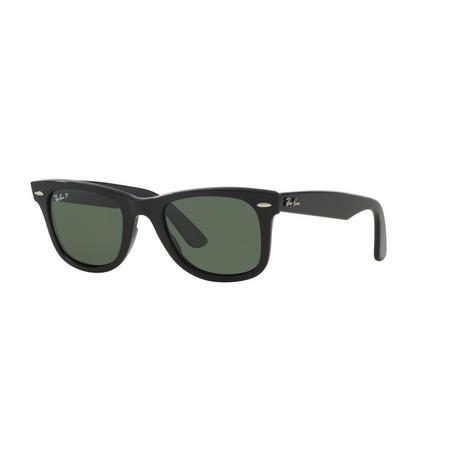 Wayfarer Square Sunglasses  Black