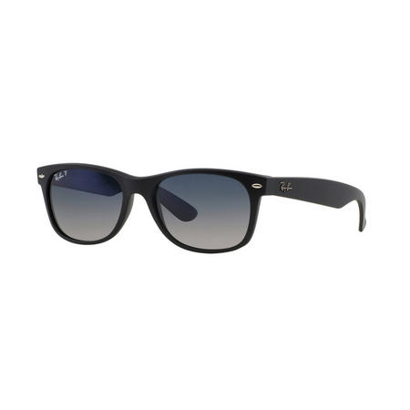 New Wayfarer Square Sunglasses Black