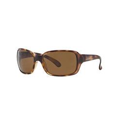 Havana Square Sunglasses RB4068 Brown