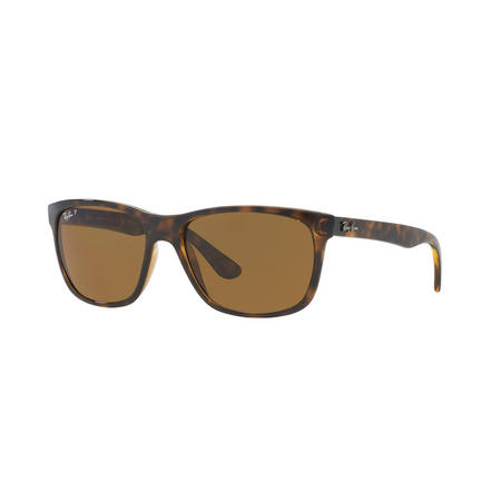 Havana Square Sunglasses  Yellow