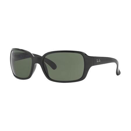 Square Sunglasses RB4068 Black
