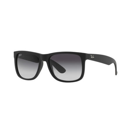 Justin Rectangle Sunglasses  Black