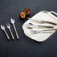 Eclat Pewter Table Fork